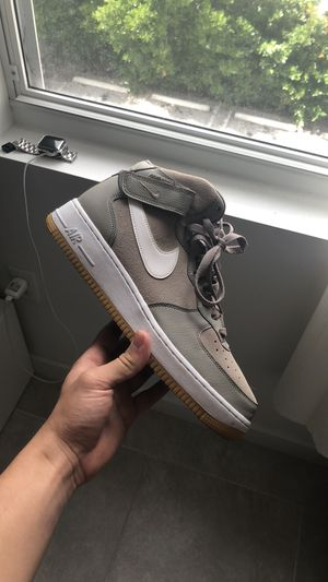 Nike Air Force 1 Mid Size 10.5 for Sale in Miami, FL