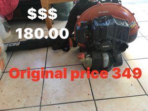 Echoo leaf blower for Sale in Norwalk, CA