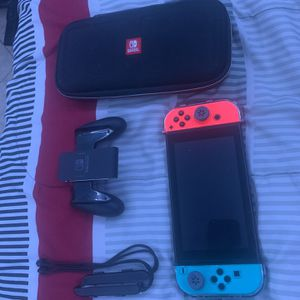 Nintendo Switch Bundle With Games for Sale in Mesa, AZ