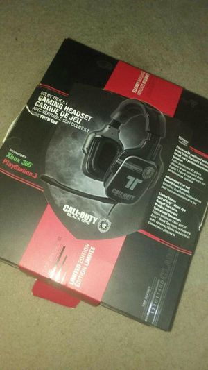 Call of Duty Gaming headset for Sale in Dinuba, CA