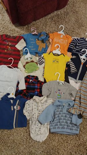 3-6 month boys clothes for Sale in Bothell, WA