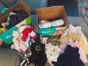 Baby Girl clothes for Sale in Chula Vista, CA