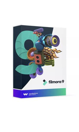 Filmora 9 Video Editor 4K HD Editing Lifetime License 2019 Windows or Mac for Sale in Beverly Hills, CA