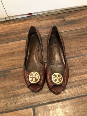Tory Burch mini wedges - size 8 for Sale in Washington, DC