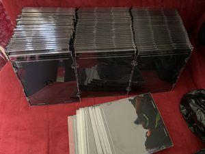 78 jewel cases for CD or DVD for Sale in Rustburg, VA