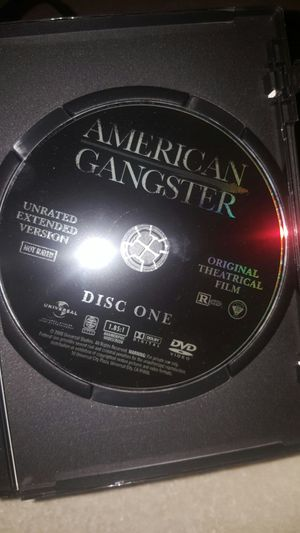 American gangster unrated/extended for Sale in Richmond, VA