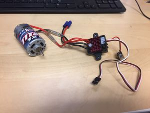 Rc car motor traxxas for Sale in Torrance, CA