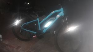 electric Re-chargeable 7 SPEED RALEIGH SUNTOUR NVX MOUNTAIN BIKE for Sale in San Diego, CA