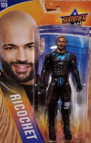 New WWE/WWF Ricochet Action Figure. for Sale in Apopka, FL