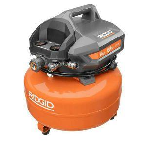 New Ridgid 6 Gal Pancake Air Compressor (Firm Price) for Sale in Phoenix, AZ