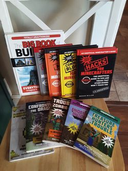 Minecraft books for Sale in Scottsville,  NY