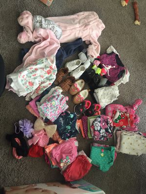BABY GIRL BUNDLE for Sale in Dearborn Heights, MI