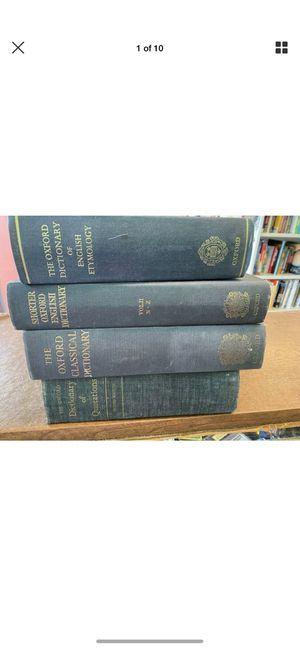 Oxford Dictionaries for Sale in Hayward, CA