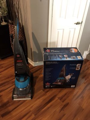 Bissell Deep Clean ProHeat 2X Carpet Cleaner for Sale in Stafford, TX