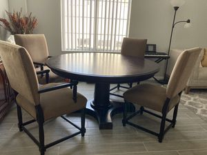4 Dining Chairs for Sale in Phoenix, AZ