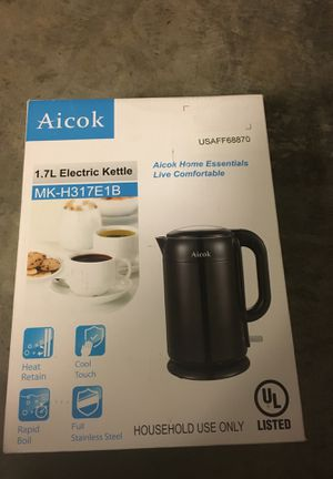 FS: Brand new electric water kettle. for Sale in Montebello, CA