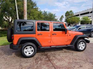 2015 Jeep Wrangler spl 4wd for Sale in Miami, FL