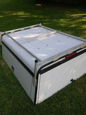 Swiss all aluminum utility shell for Sale in Caldwell, TX