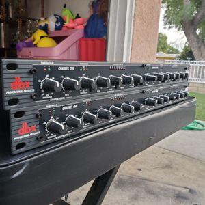 Dbx compressor 266 xl for Sale in Santa Ana, CA