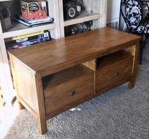 Tv stand (see pictures for measurements) for Sale in Bremerton, WA