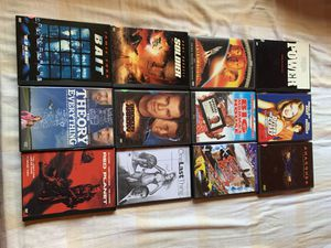 DVD'S bundle All DVDs for $15 for Sale in Fontana, CA