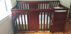 Storkcraft Calabria Crib N Changer for Sale in Chicago, IL