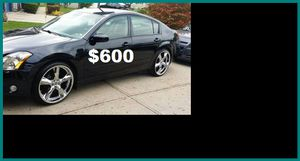 2004 Nissan Maxima only$600 for Sale in Morgantown, WV