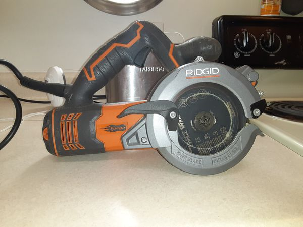 Ridgid specialty electric circular saw