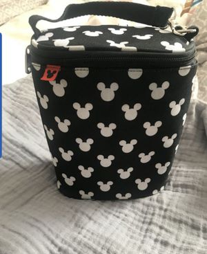 MICKEY MOUSE BOTTLE HOLDER & PACIFIER HOLDER for Sale in Riverside, CA