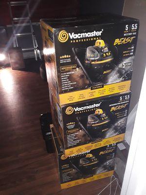 Vacmaster wet/dry vacuum for Sale for sale  Atlanta, GA