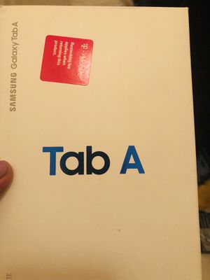 New Samsung Tab A for Sale in Houston, TX