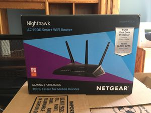 Netgear Smart WiFi Router for Sale in Stafford, VA