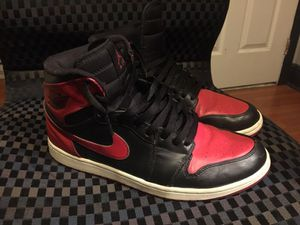 Air Jordan dmp bred 1 2009 for Sale in Miami, FL