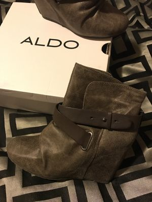 Boots ankle Aldo size 7 for Sale in Salt Lake City, UT