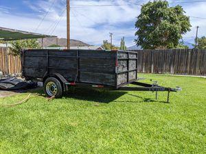 Utility Trailer for Sale in San Jacinto, CA
