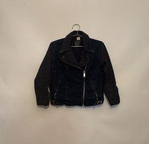 Levi's Denim Biker Jacket for Sale in Silver Spring, MD