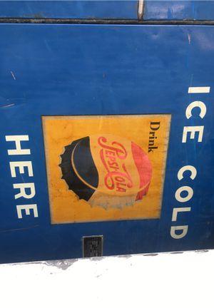 1942 Pepsi machine vending . for Sale in Aurora, CO