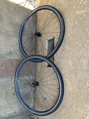 Vintage MAVIC CXP 23 road wheelset 700C for Sale in Long Beach, CA