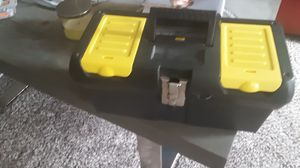 Stanley 24 inch toolbox, like new for Sale in Georgetown Township, MI