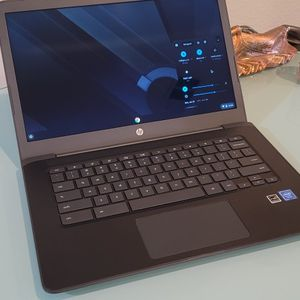 Hp Touchscreen Chromebook Laptop for Sale in Hesperia, CA