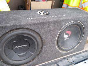Memphis Car Audio/Pioneer/Kicker/Renegade/Dual for Sale in Denver, CO