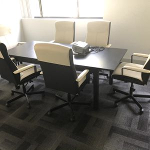 Conference Table & Chairs for Sale in Sanford, FL
