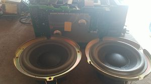 2 BOSE subwoofers for Sale in Aurora, IL