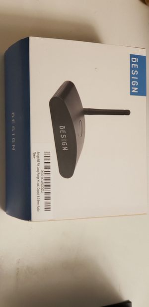 Bluetooth Receiver - Long Range for Sale in Camas, WA