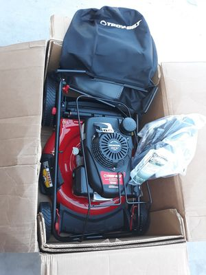 (NEW) Troy Built TB160 Lawn Mower With 160CC HONDA ENGINE for Sale in Queen Creek, AZ
