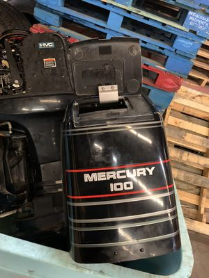 Mercury 100 outboard engine for Sale in Kent, WA