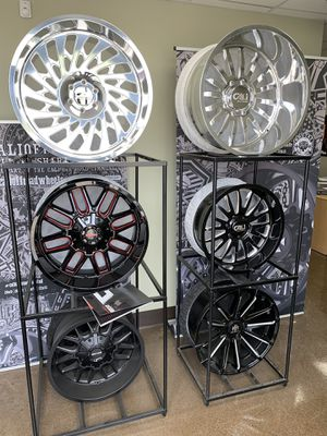 Wheels and tires on payment plan for Sale in Marietta, OH