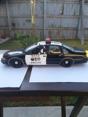 Brea police car diescast 1.18 is toy for Sale in Norwalk, CA