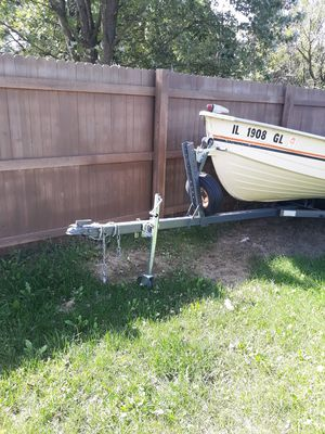 Mirrocraft 14ft northwoods for Sale in MONTGMRY, IL