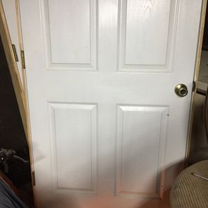 "2 36"" Prehung Doors for Sale in Center Point, LA"